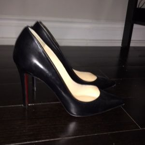 Christian Louboutins : Pigalle 100
